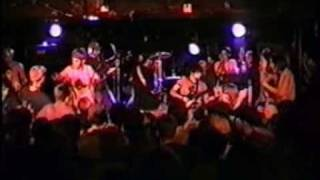 Earth Crisis - Live in Syracuse 7-24-94 (4: edning of Unseen Holocaust / All Out War)