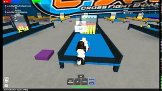 Roblox:Cross Kampf B-Daman(Bas je Dobar Server:D) Ep:1