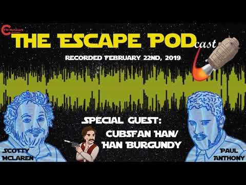 The Escape Pod   cast Episode 3