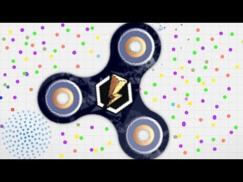 Spinz.io - Custom Blitz Spinner! - 20,000 Points And 100 Kills! - Spinz.io Gameplay - New