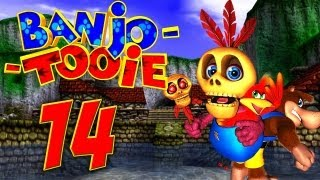 Let's Play Banjo-Tooie (Xbox 360) - Part 14 - Jolly Rogers Hafenstadt
