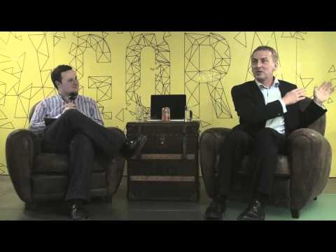 Sean O'Sullivan (SOS Ventures) at Startup Grind Ireland