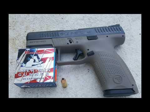 Hornady American Gunner 9mm 115 Grain XTP Gel Test