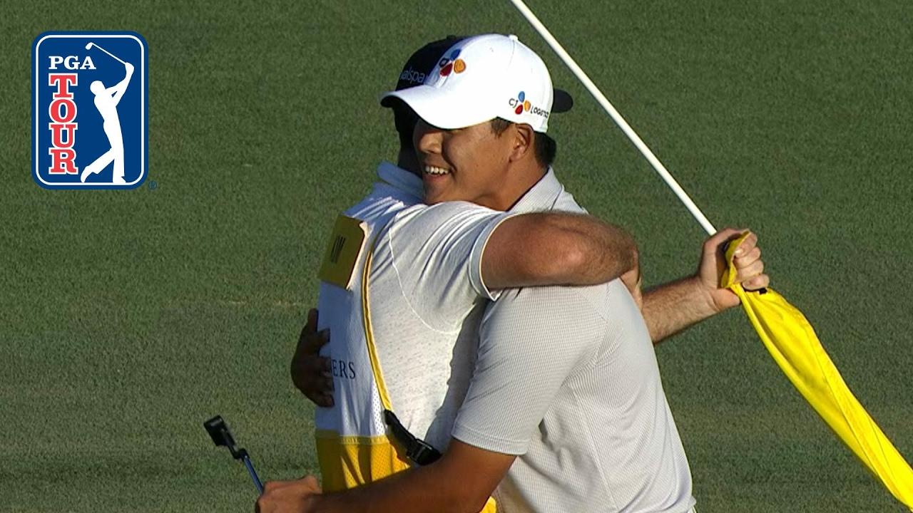 Si Woo Kim's Players Championship win puts him in elite company