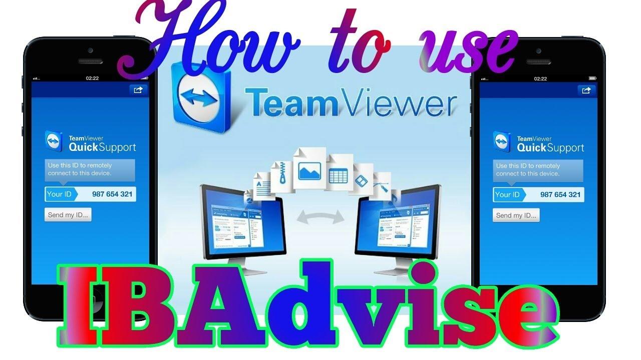 How to use teamViewer   TeamViewer कैसे इस्तेमाल करें ...