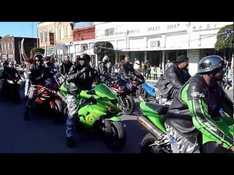 Vonta Leach Parade & Ride 24FEB2013. Part 3