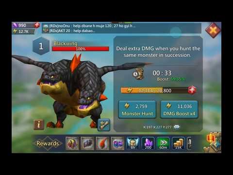 Team Of HEROS For BLACKWING Monster