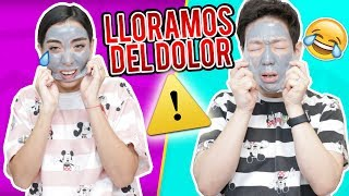 TRYING OUT THE MOST PAINFUL MASK IN THE WORLD with Jason | Claudipia