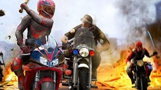 Road Redemption - Trailer de Anuncio (Switch, PS4, Xbox One)