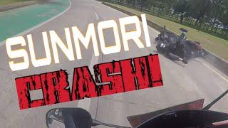 Yamaha Vixion/FZ150i CRASH! (SUNMORI VLOG)