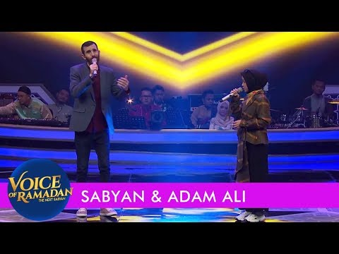 Al Barq Al Yamani (Adam Ali) - Sabyan Ft Adam Ali | Episode 9 | Voice Of Ramadan GTV 2019