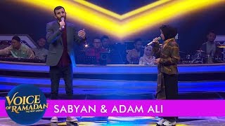 Al Barq Al Yamani (Adam Ali) - Sabyan ft Adam Ali | Episode 9 | Voice of Ramadan GTV 2019