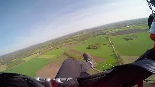 Paragliden Manderveen