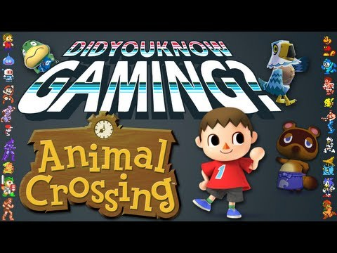 Animal Crossing Part 1 [Old] - Did You Know Gaming? Feat. SpaceHamster