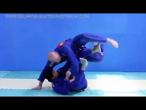 Quick Tek - Lift pass to side control