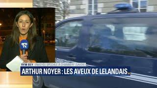 Nordahl Lelandais reconnaît avoir tué le caporal Arthur Noyer