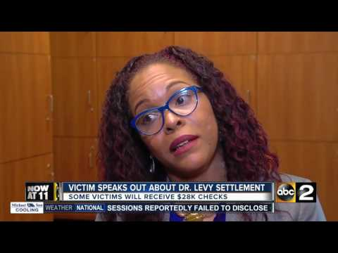Victim of Dr. Nikita Levy says settlement isn't justice