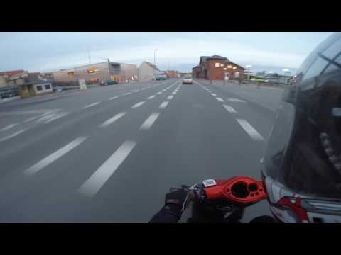 Yamaha Jog MHR [Danish Moped Riding]