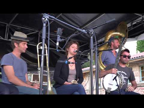 Tuba Skinny, The Full Set @ Jazz aux Sources, Châtel-Guyon, May 20th, 2018