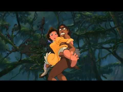 Tarzan  The Baboons Attack Jane Greek {HD}