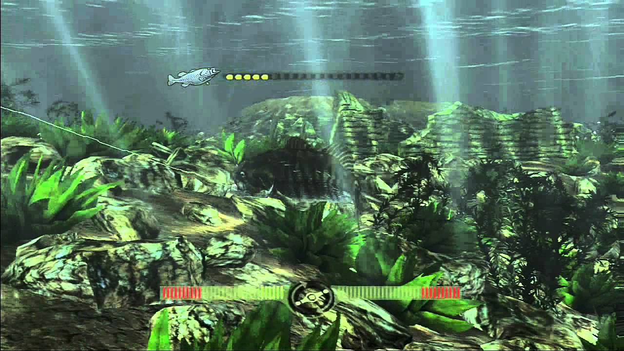 Rapala Fishing Frenzy 2009 Xbox 360 Trailer Set The Hook Youtube