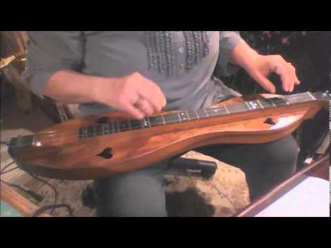 Mirk, mirk is this midnight hour - Lord Gregory (mountain dulcimer)
