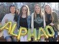 ALPHA OMICRON PI - ELON UNIVERSITY 2018