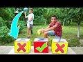 Разбей правильную коробку Чтобы ПОБЕДИТЬ Заруба на Мячах