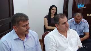 Первый заместитель Председателя Правительства РД Рамазан Алиев провел совещание в администрации г Ка