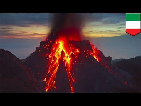 Supervolcano: Scientists locate magma source beneath Campi Flegrei caldera - TomoNews