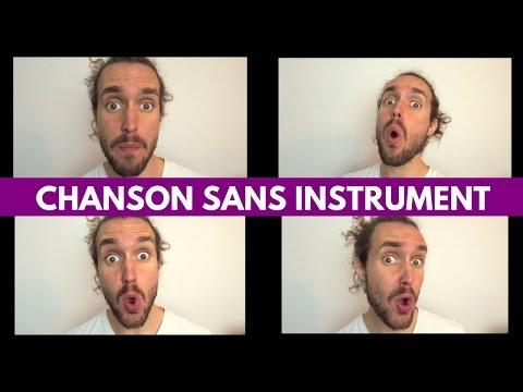 MIRO BELZIL - Chanson sans instrument
