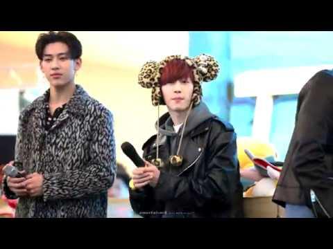 [fancam]171214 Goyang fansign event 고백송(Confession Song) GOT7 마크(MARK)focus