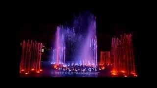Цветомузыкальный танцующий фонтан в г. Мамадыш, РТ(08. 08.2012 года в городе Мамадыш произошло торжественное открытие первого в Поволжье цветомузыкального фонтан..., 2012-09-06T13:04:53.000Z)