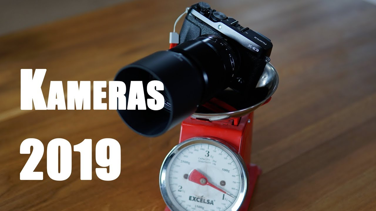 beste kamera 2019