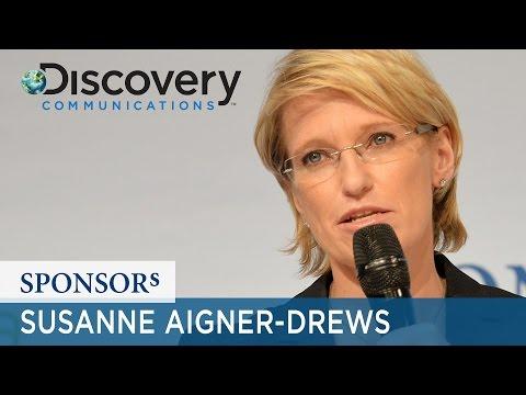 Discovery Communications Geschäftsführerin Aigner-Drews über die Strategie Eurosports  SMS 2015