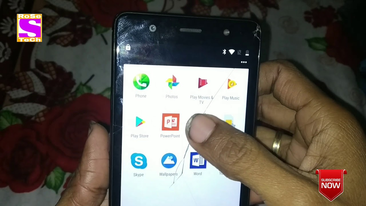 Lenovo K8 Plus (XT1902-2) Google Account Bypass without PC FRP Remove by  RoSe TeCh