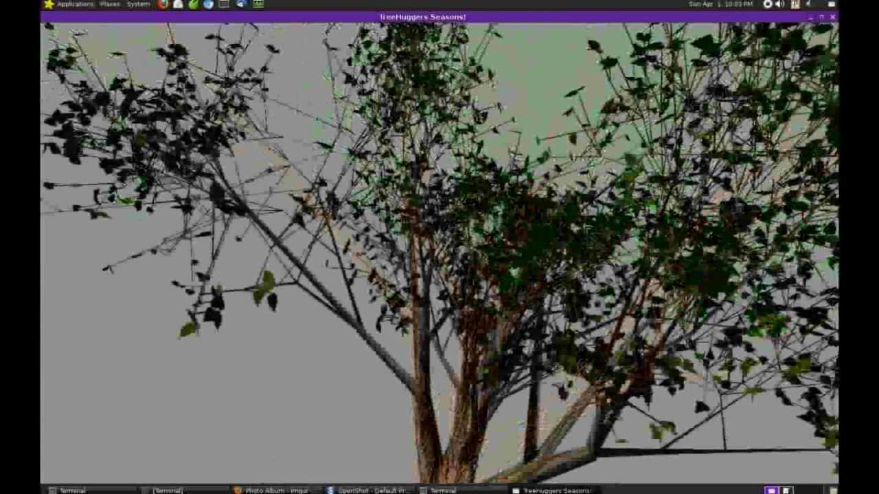 trees in open gl 3d l system youtube trees in open gl 3d l system