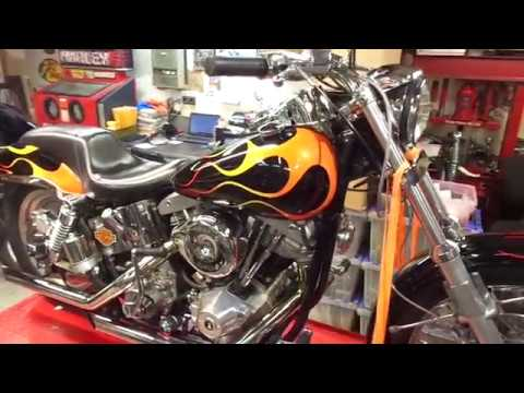 1 Kick 1972 Harley Kickstart Only Shovelhead Harley Shovelhead Kick Start Wiring Diagram on