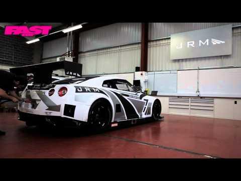 JRM GT3 GT-R shoot for Fast Car Magazine