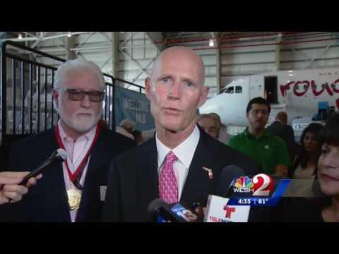 ICYMI - WESH: Gov. Scott Announces 250 New Jobs in Central Florida