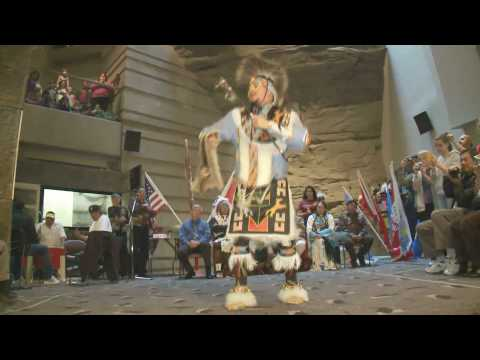 National Aboriginal Day at Head-Smashed-In Buffalo Jump