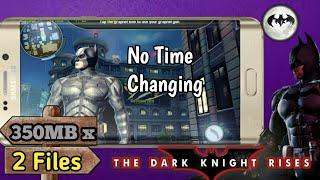batman the dark knight rises apk and obb