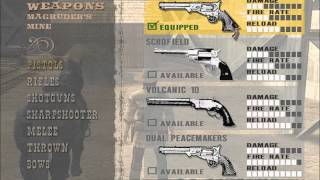 GUN THE GAME PC - how to get all guns in the beginning campian