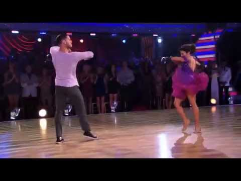 All of Janel and Val's dances