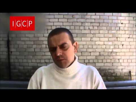 Россиянину в украинском плену выжгли на теле свастику (Война в Донбассе. Прямая речь)