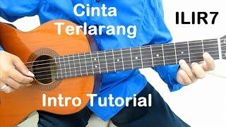 belajar gitar cinta terlarang ilir7 intro