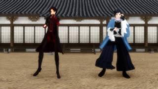 【MMD刀剣乱舞】花丸◎日和!Hanamaru◎Biyori!【沖田組】