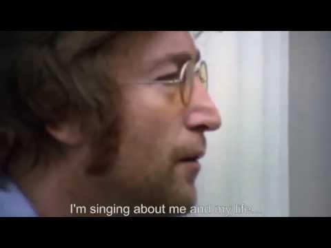 John Lennon:  I Had A Good Shit Today