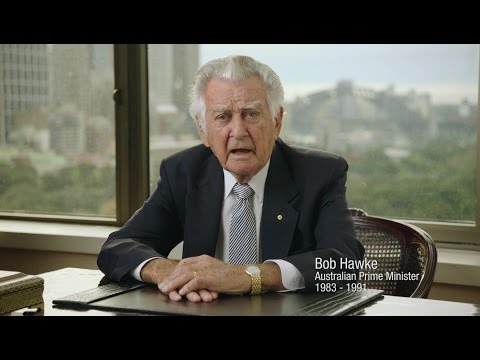 Bob Hawke speaks out for Medicare, do you?