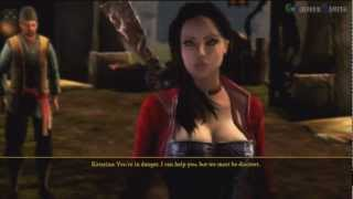 Dungeon Siege 3 Demo gameplay (2 of 3)